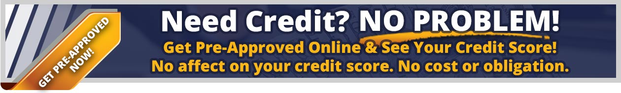 Get approved for an auto loan now