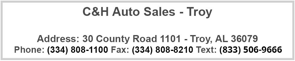2018 Dodge Challenger 2d Coupe Sxt C H Auto Sales Troy Al